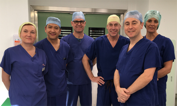 Wessex andrology team